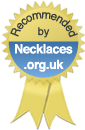 Recommended by Necklaces.org.uk
